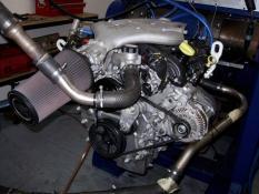 Holden Alloytec V6 Race Engine